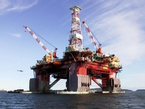 Plateforme semi-submersible Petrobras