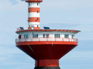 Lighthouse Base, Prince Shoal