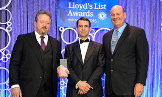 Alan Bowen_James Davies_Lloyds List Awards